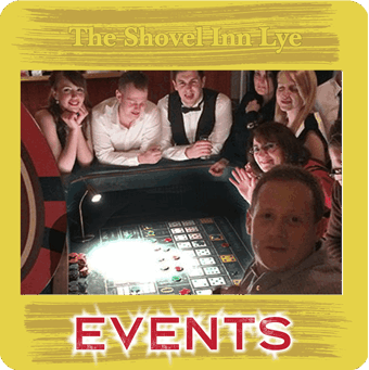 Events at The Shovel Inn